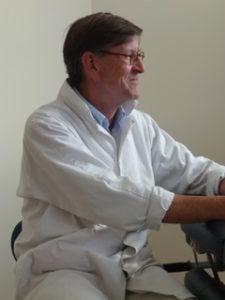 Philippe Bardy - Ostéopathe - Bois Guillaume - Membre de l'AFO , association française des ostéopathes